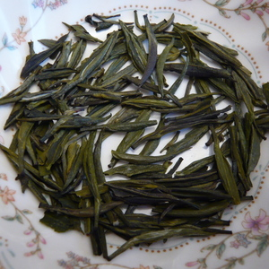 Bamboo Leaf Green Tea (Zhu Ye Qing) from Life In Teacup