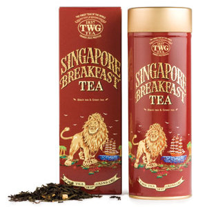 Singapore Breakfast from TWG Tea Company