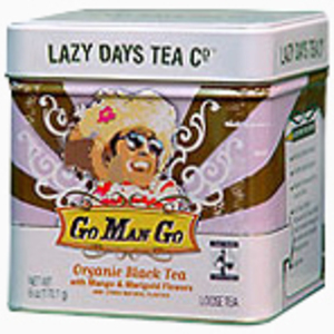 Go-Man-Go from Lazy Days Tea Company