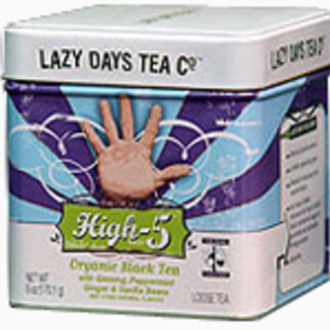 High-5 from Lazy