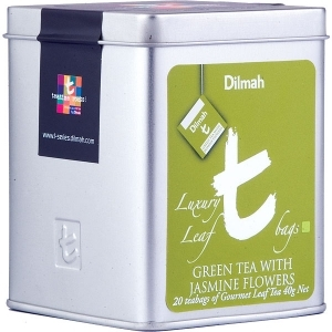 Green Tea with Jasmine Flowers from Dilmah