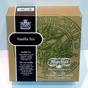 Vanilla Tea from Murchie&#x27;s Tea &amp; Coffee