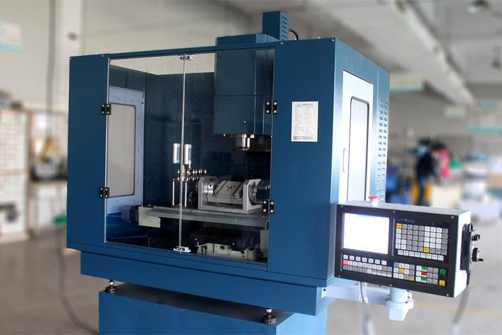 Thinkglobal Mini 5 Axis Cnc Machine Center Jimmy Young
