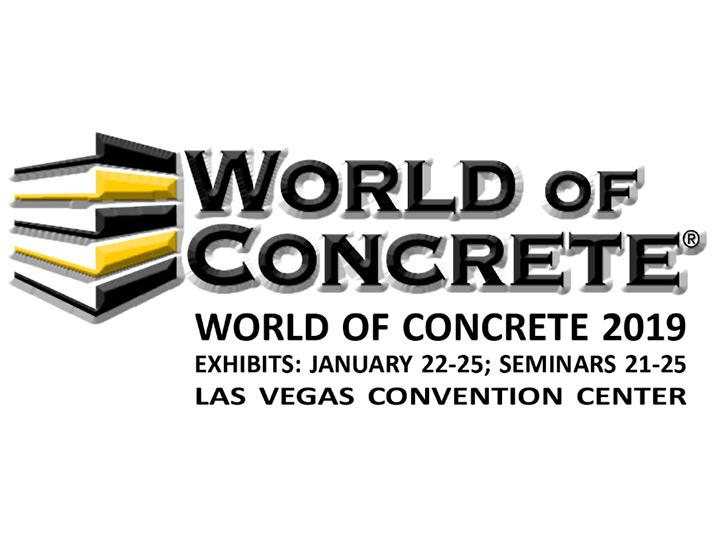 thinkglobal  world of concrete 2019