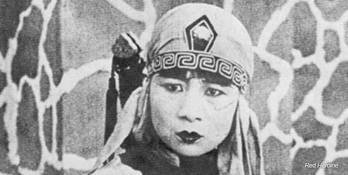 Buried Treasures of Chinese Silent Cinema