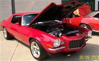 My 1973 Z28 Chevy Camaro