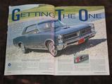 1965 Pontiac GTO Hurst