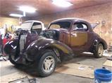 1936 oldsmobile 3 window coupe