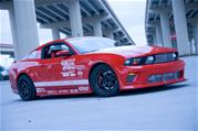 OutPerformance Shop Exile Twin Turbo Race Red Mustang 5.0L V8