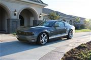 OutPerformance Shop Supercharged Sterling Grey Mustang 5.0L V8