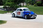 1940 Ford Race Car Replica
