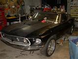 '69 Mustang pro touring.