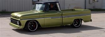 Scott Farrell's 66 Chevy C-10