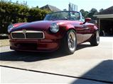 Rob's Ford 302 Powered MGB