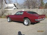 My 1970 Pontiac Firebird