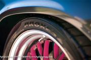 Passionately Pink Camaro