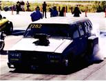 Worlds Fastest Suburban 171 mph  8.13 seconds. Before Stripped To Build The S-10