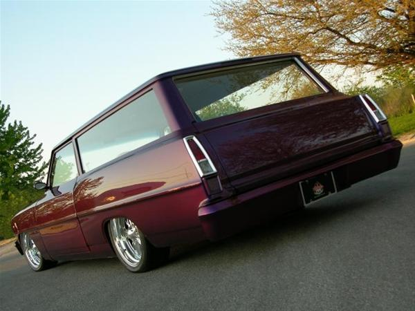 1967 Chevy Nova Wagon