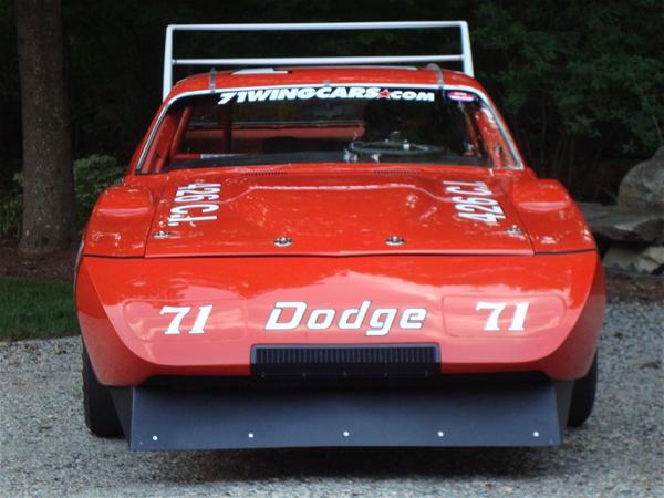 Winning Ride Gseries S Dodge Daytona 1971