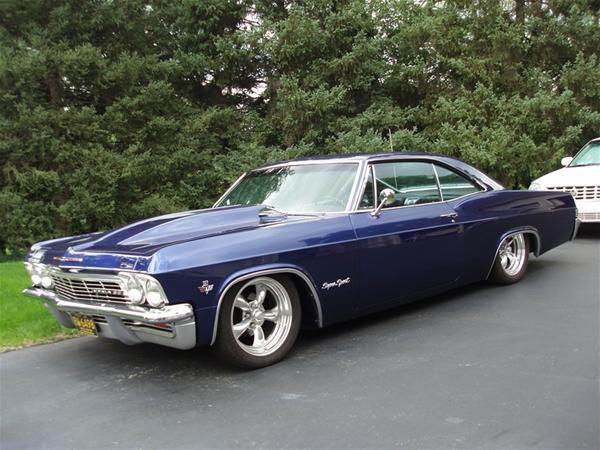JKUNZ » Chevrolet Impala 1965