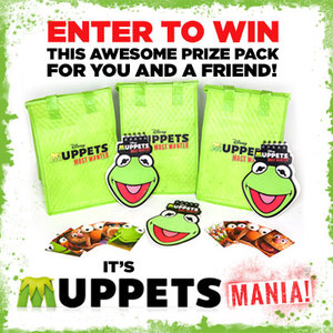 Enter to Win MUPPET MANIA!!!