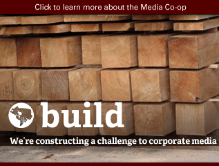 Things the Media Co-op does: Build