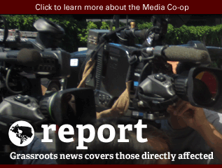 Things the Media Co-op does: Report
