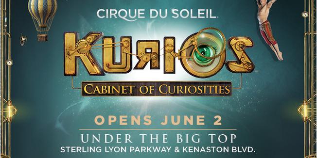 Cirque du Soleil: Kurios Cabinet of Curiosities