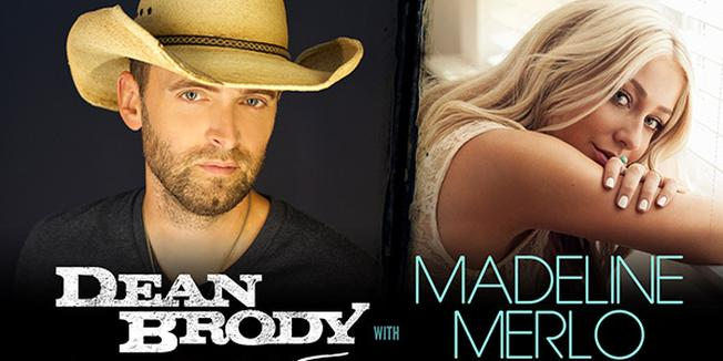 Dean Brody and Madeline Merlo