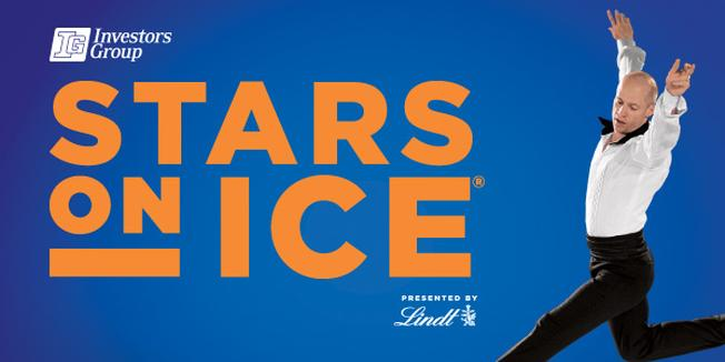 Investors Group Stars on Ice Tour presented by Lindt