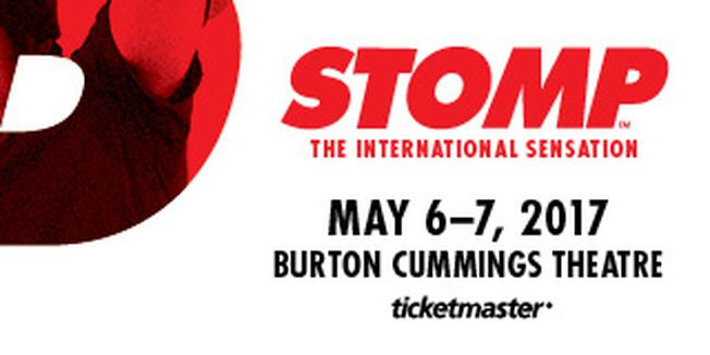 STOMP: The International Sensation