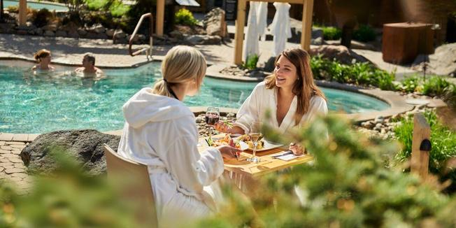 Nordik Spa and Dinner Package