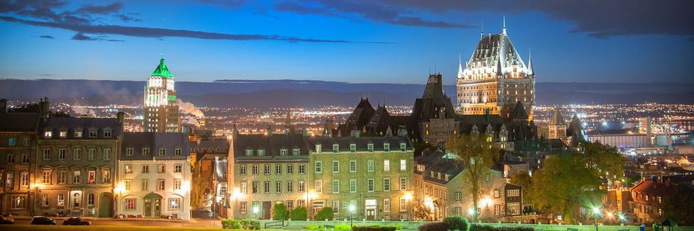 Sachez où aller à Québec