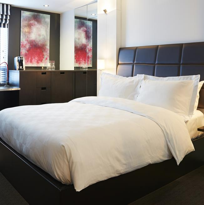 r servation chambre avec douche h tel alt qu bec. Black Bedroom Furniture Sets. Home Design Ideas