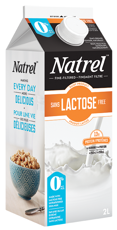 fine filtered milk and lactose free dairy products natrel. Black Bedroom Furniture Sets. Home Design Ideas