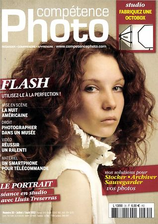 Compétence Photo Magazine (France) - Aug 2013 photos