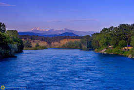 Mt. Lassen & the Sacramento River