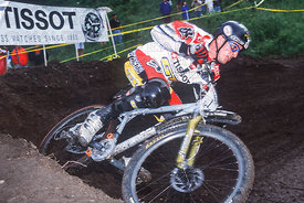 BRIAN LOPES DURANGO, USA. TISSOT MOUNTAIN BIKE WORLD CUP 2001