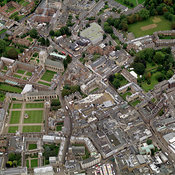 Cambridge aerial photos