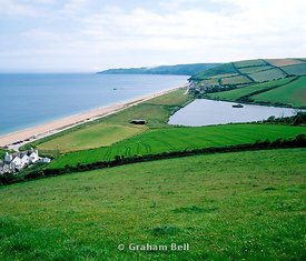 beesands near dartmouth south hams south devon england
