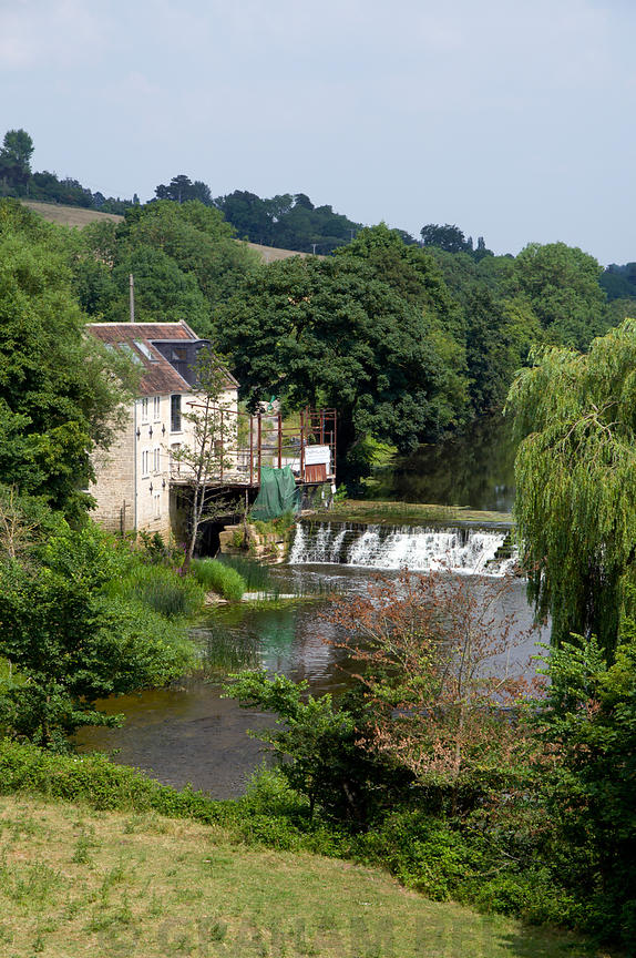 Old North Mill, Avoncliff, Bradford on Avon, Wiltshire.