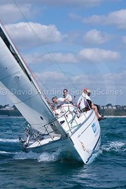 Firestarter, GBR 8560R, Bavaria 35 Match, 20130720058