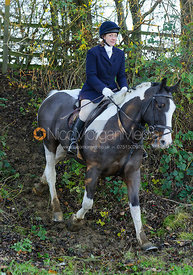 Sophie Brown - The Cottesmore Hunt at Owston 29/11