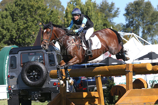 Eventing XC photos