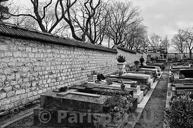 Cimetière de Bercy Paris 12th