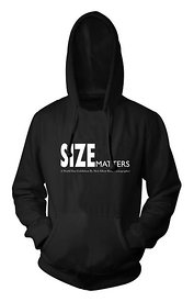 Size Matters Hoodie Pullover