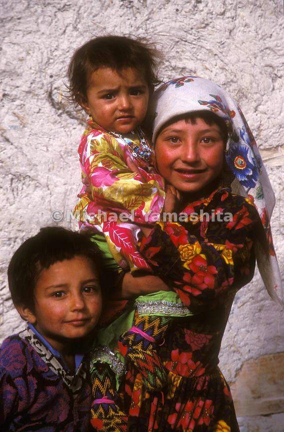 Education in the Wakhan Corridor is provided by tradition and nature.