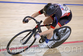 Junior Women Sprint Qualification. Track O-Cup #2, Milton, On, March 27, 2015