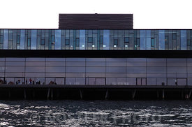 Royal Danish Playhouse from the Seaside