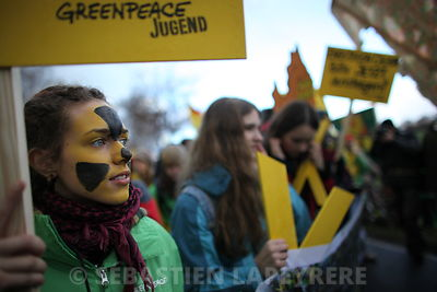 Anti nuclear demo in Gorleben (Germany) photos, pictures, picture, agency